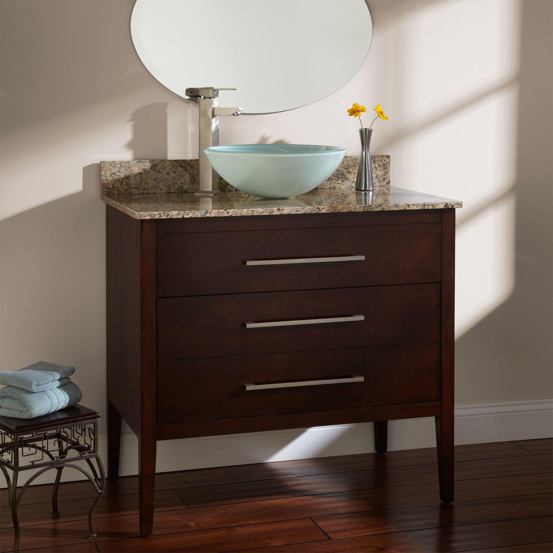Bathroom Vessel Sink Vanity Ideas