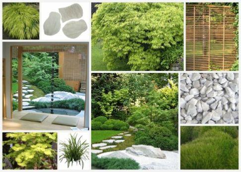 am nagement ext rieur et plan 3d de jardin sobre zen ambiances de jardin eden. Black Bedroom Furniture Sets. Home Design Ideas