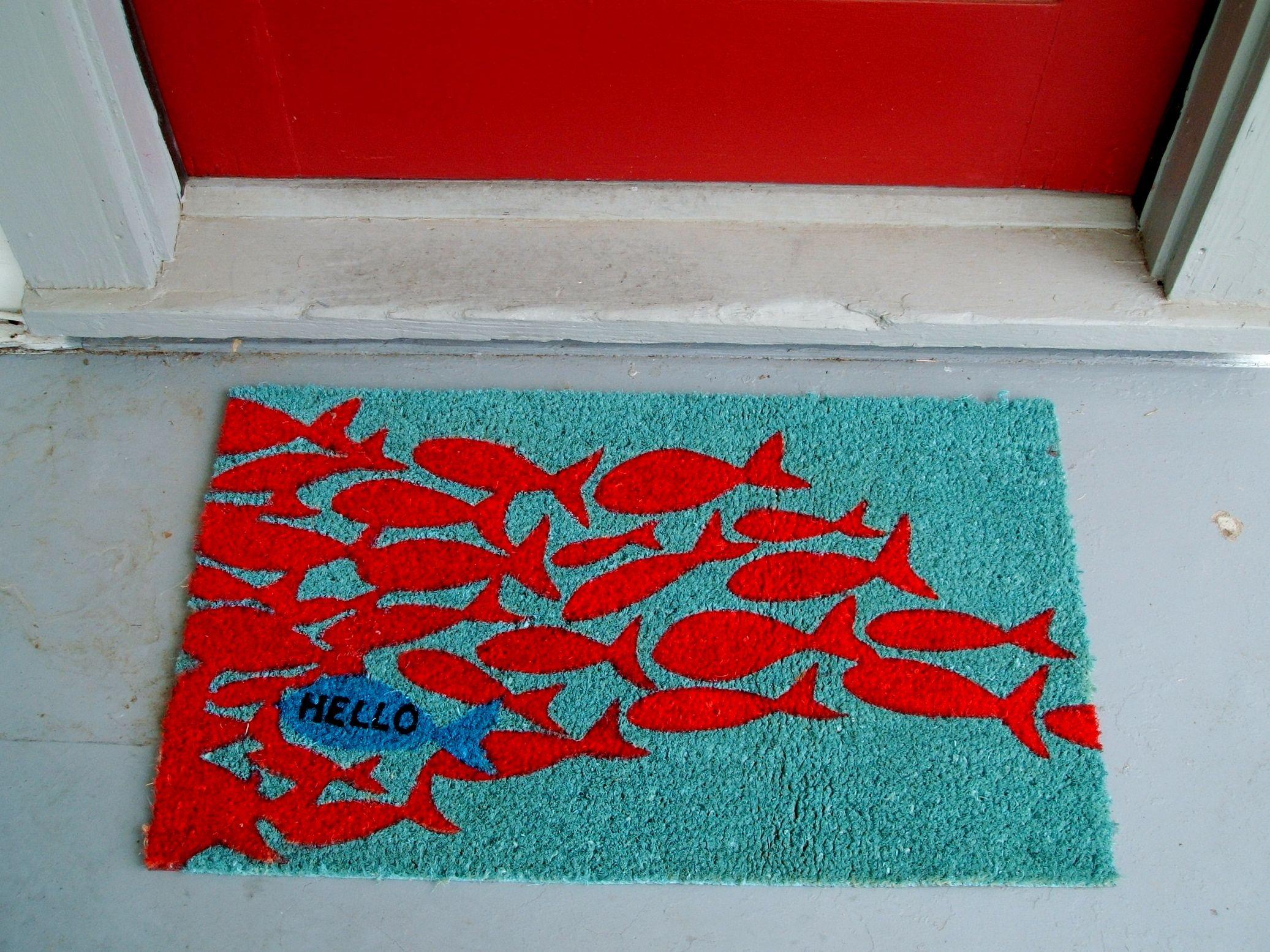 Hey I Have This Doormat Home Decor Amp Home Improvement Front Door Mats Modern Doormats Home