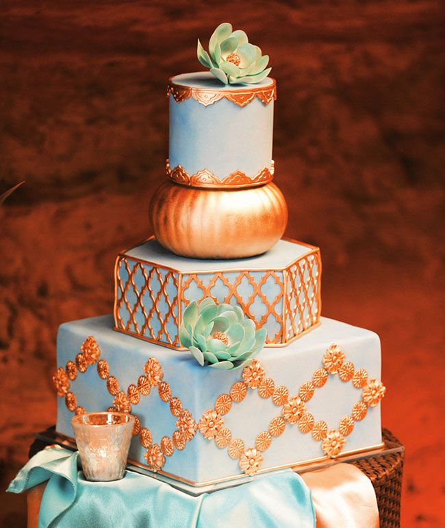 Mediterranean Moroccan Wedding Inspiration