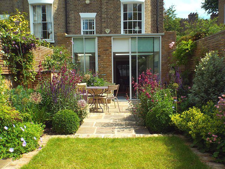Garden Design Angel N1 Garden Designer Islington Garden Design Contemporary Patio Courtyard Garden
