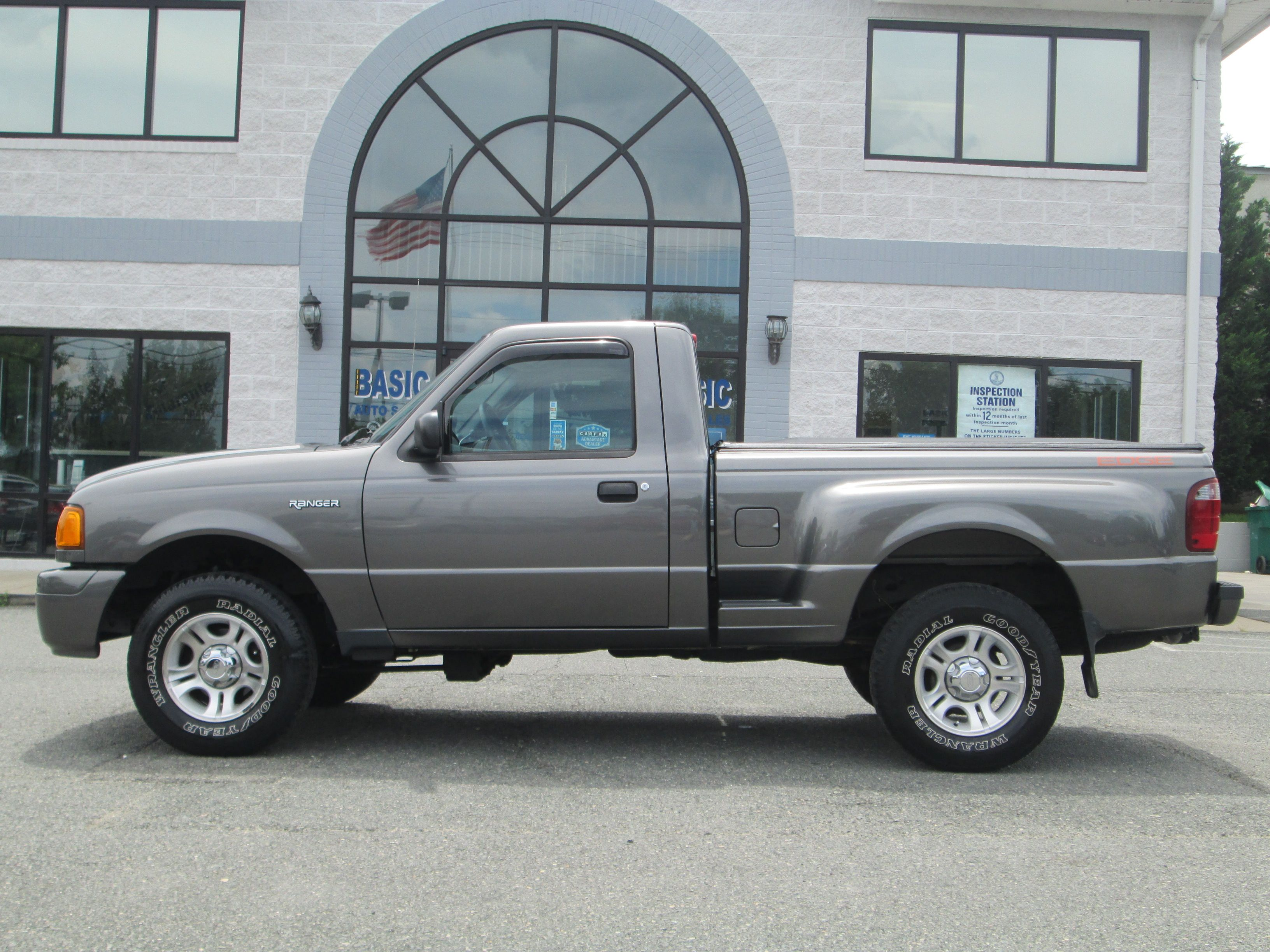 Used 2004 ford ranger edge 3 0l standard truck regular cab for sale at basic auto