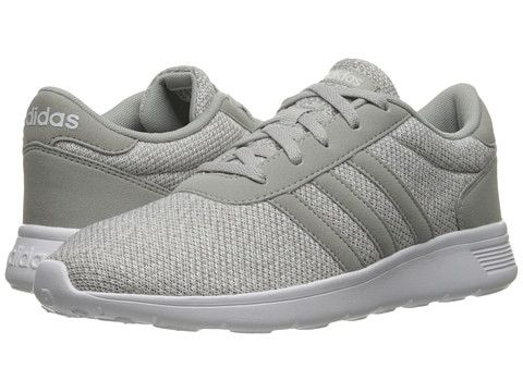 adidas Lite Racer Clear Onix/White - 6pm.com. Adidas WomenAdidas ShoesSporty  ...