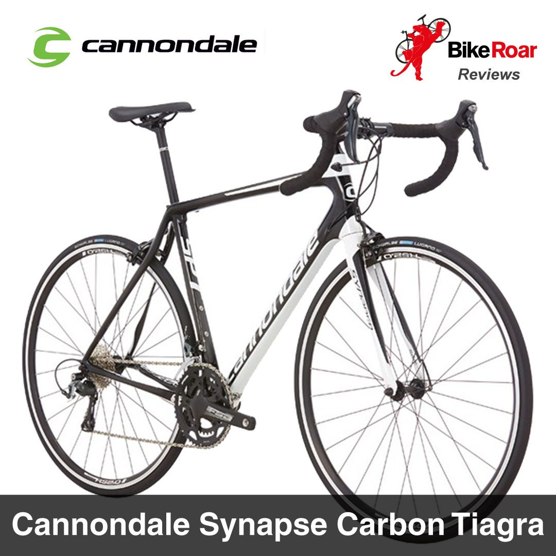 Review Cannondale Synapse Carbon Tiagra 2017 Entry Level