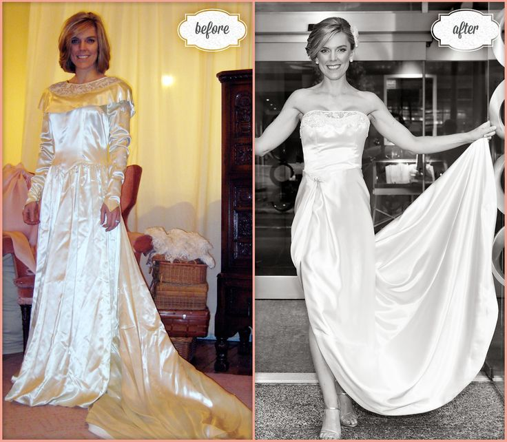 Funny Old Woman Wedding Gowns: Why Not Get An Upcycled Wedding Dress, Perhaps From Your