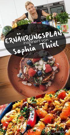 Photo of Sophia Thiel Ernährungsplan – Ernährung für eine Woche!