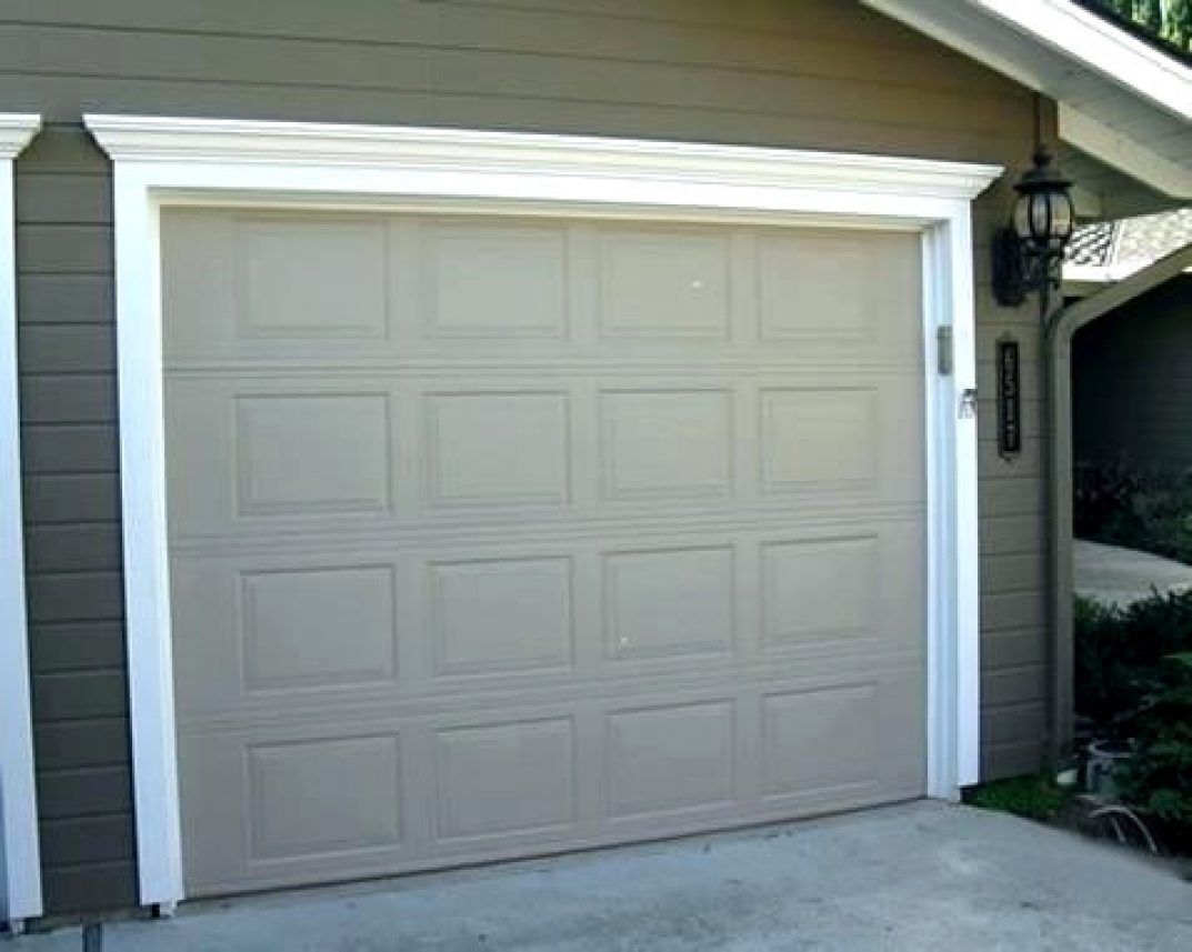 37 Garage Door Trim Ideas To Improve Your Exterior Garage Door