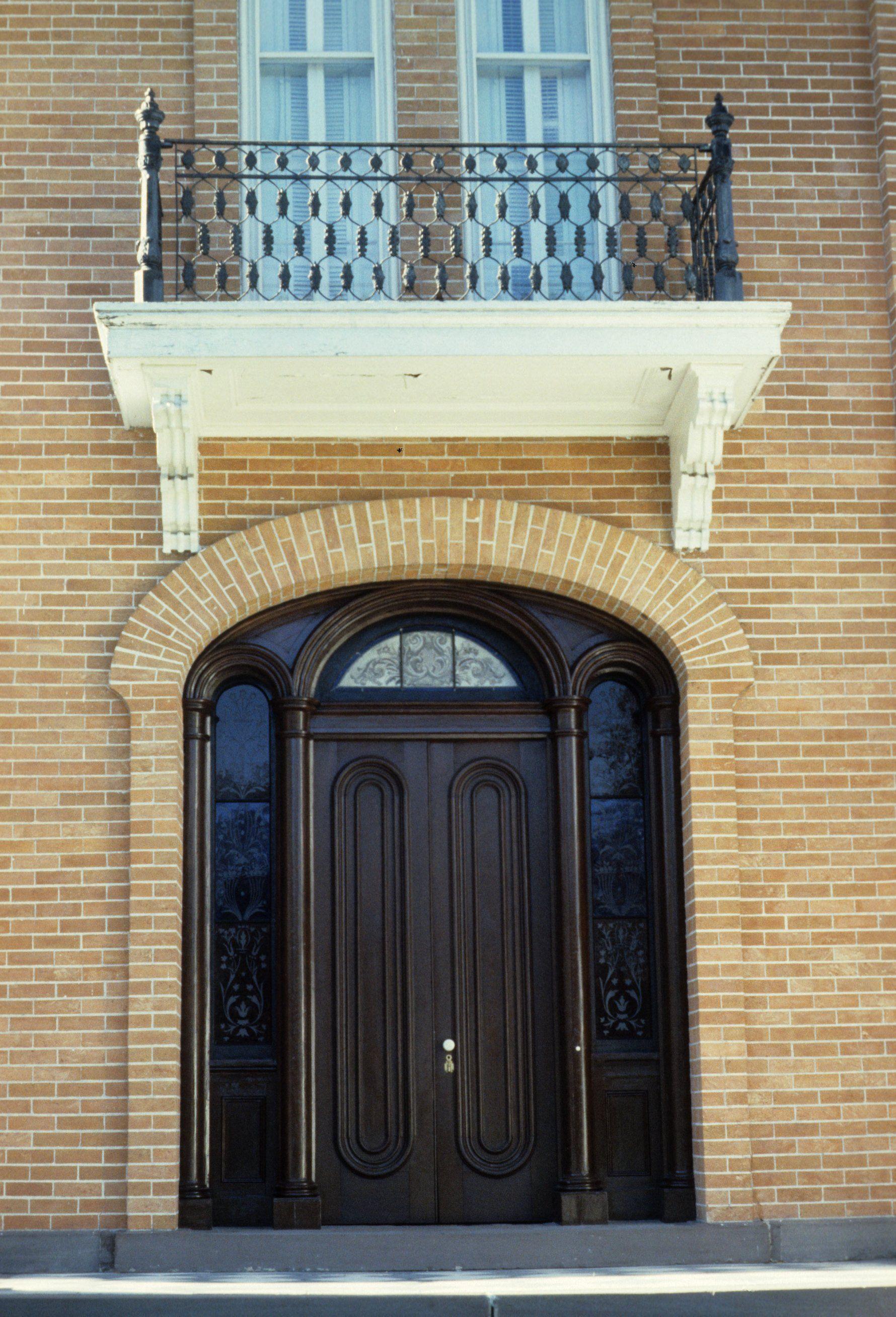 Doorway the barracks tarboro county north