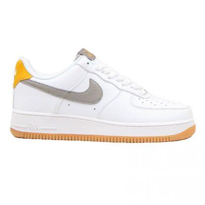 Nike Air Force 1 Low White Yellow Cj8836 100 Hookicks Nike Air Force Nike Nike Air