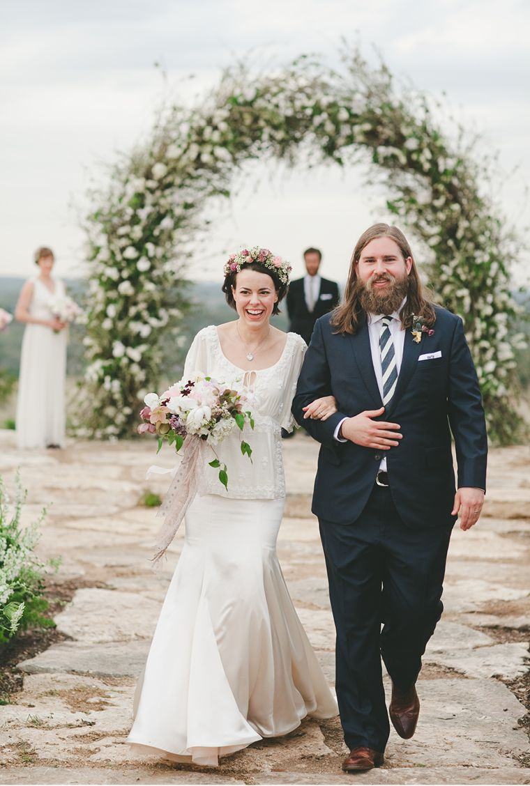 The Nouveau S Feature A Bohemian Black Tie Ranch Wedding On Texas Near Austin In Two Parts
