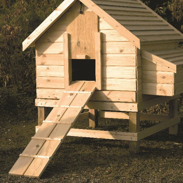 Easy Diy 4 X6 Chicken Coop Hen House Plans Pdf: Designs And Layouts For Your Backyard