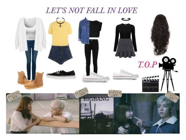 BIGBANG - LET'S NOT FALL IN LOVE (T.O.P)