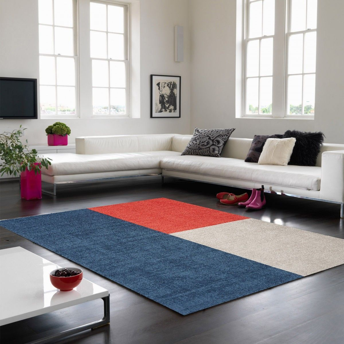 This Living Room Rugs Are Synonym With