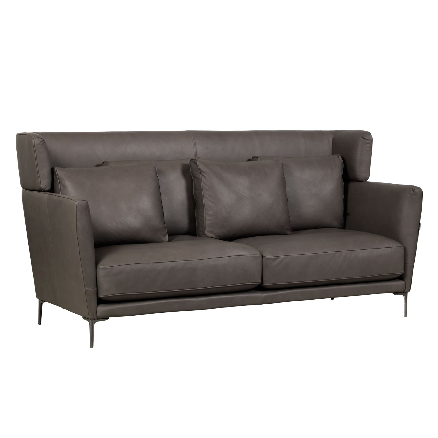 Aura high back Scandinavian design sofa