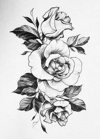 Pin By Jadee Victoria On Tattoo Rose Drawing Tattoo Art Sketches Pink Drawing