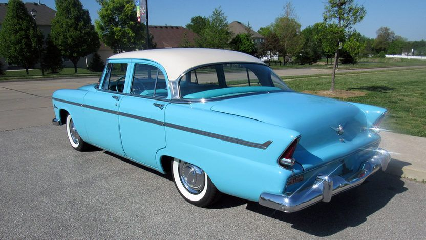 1955 Plymouth Belvedere   W150   Indy 2015   Mecum Auctions