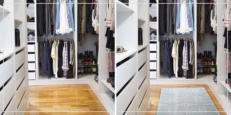 Ankleidezimmer Gestalten Mit Teppichen Von Benuta Inspirationen Ideen Benuta Teppich Interior Ankleide Zimmer Ankleidezimmer Ankleide