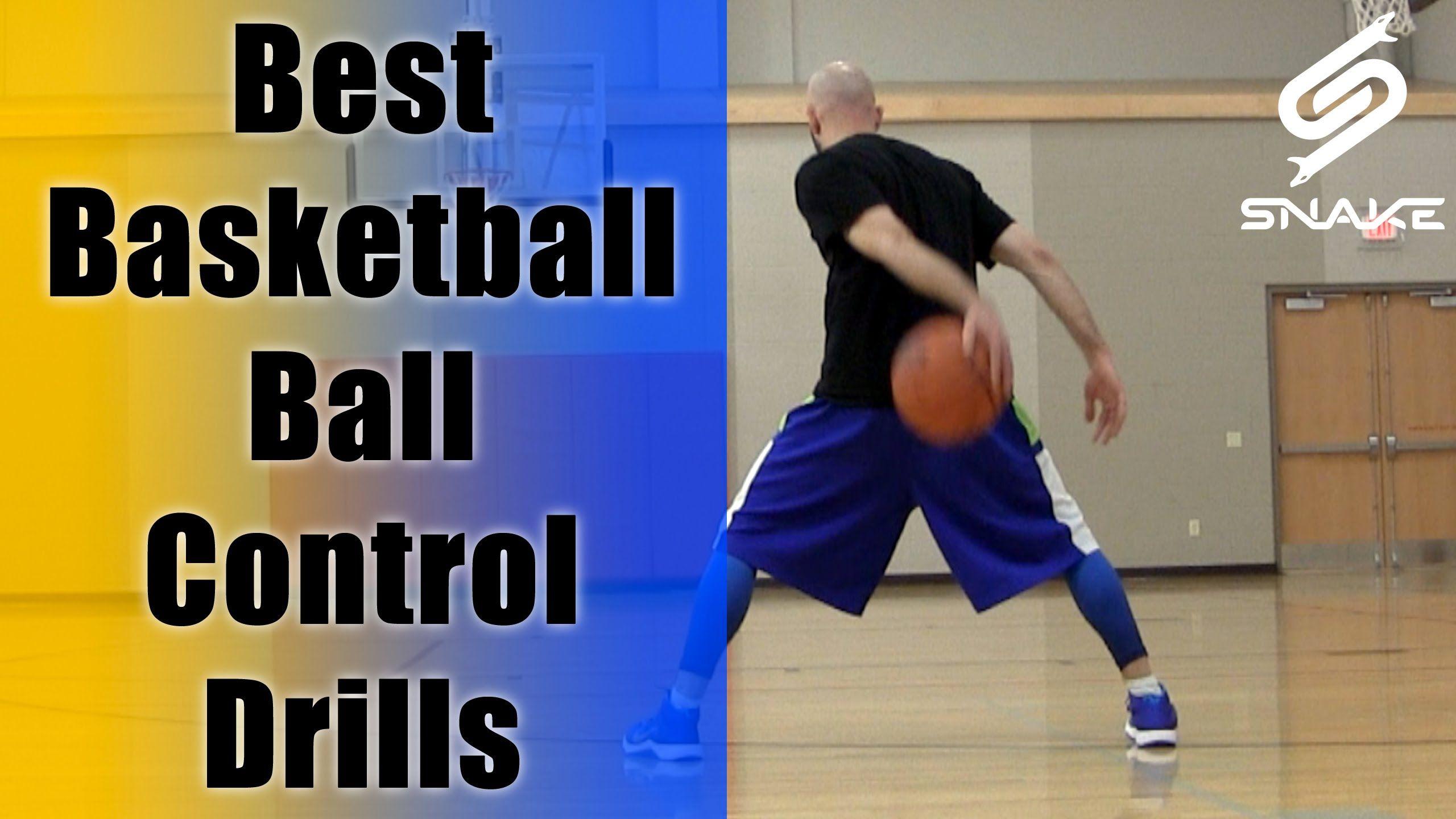 World's Best Basketball Dribbling Drills Ball Handling
