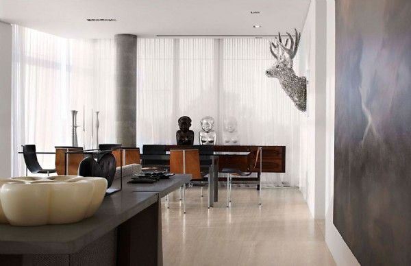 Interior Company Yabu Pushelberg Amazing home interiors