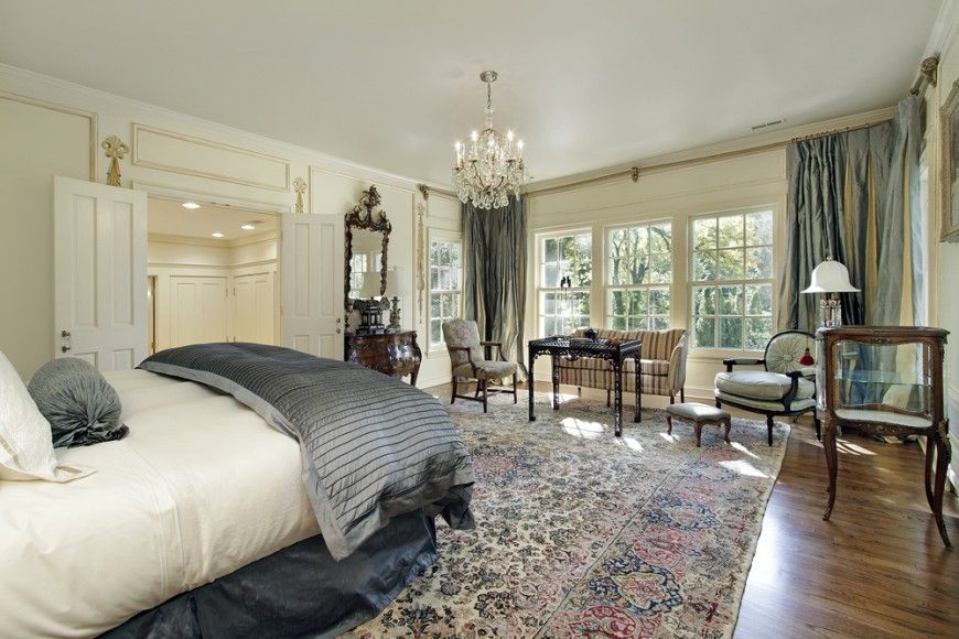 101 Primary Bedrooms With Area Rugs Photos Luxury Bedroom
