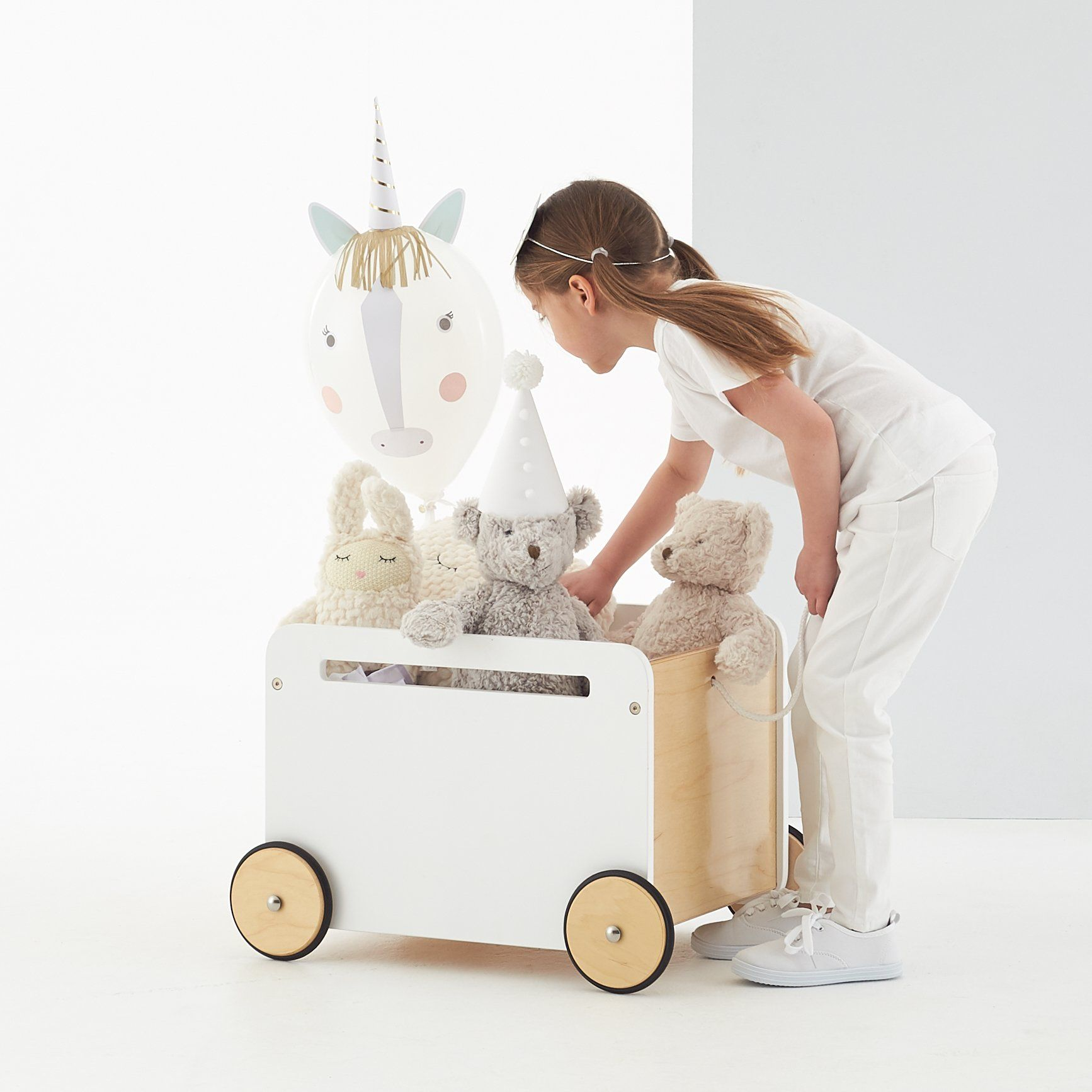 Toni Toy Box On Wheels With Images Toy Storage Boxes Kids Toy Boxes Storage Box On Wheels