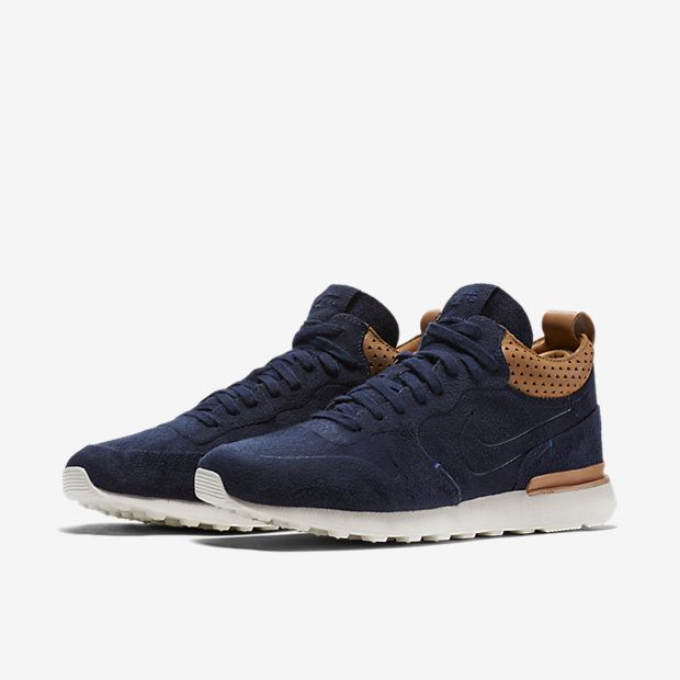 NikeLab Internationalist Mid Royal Men's Shoe