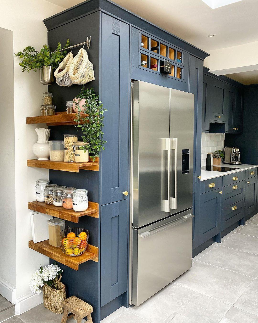 Kitchen Larder Ideas