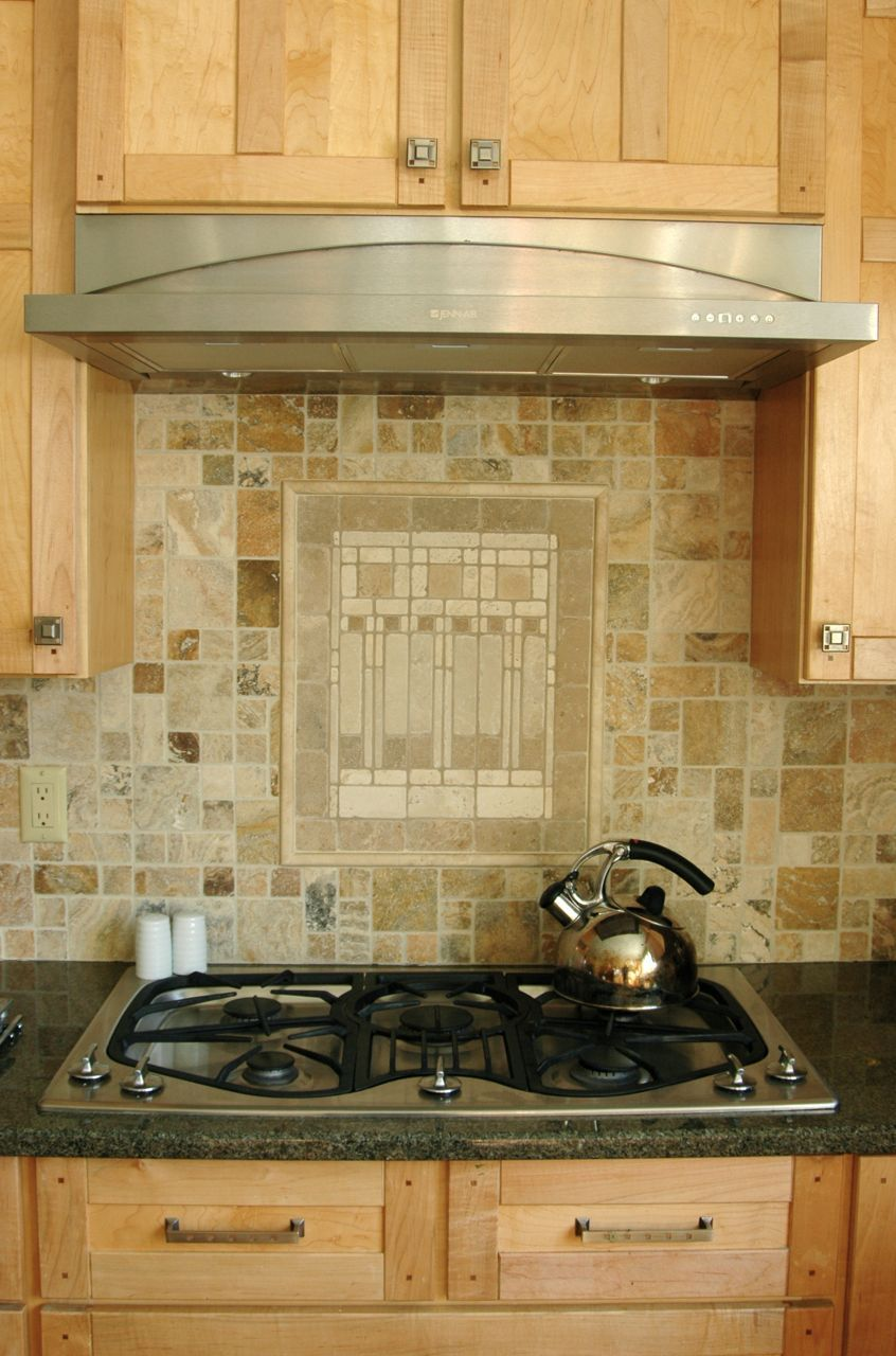 Backsplash 2 | My Craftsman/Mission Style home | Pinterest ...
