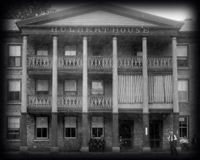 Haunted History Trail The Hulbert House Boonville Ny Oneidacountyny Paranormal