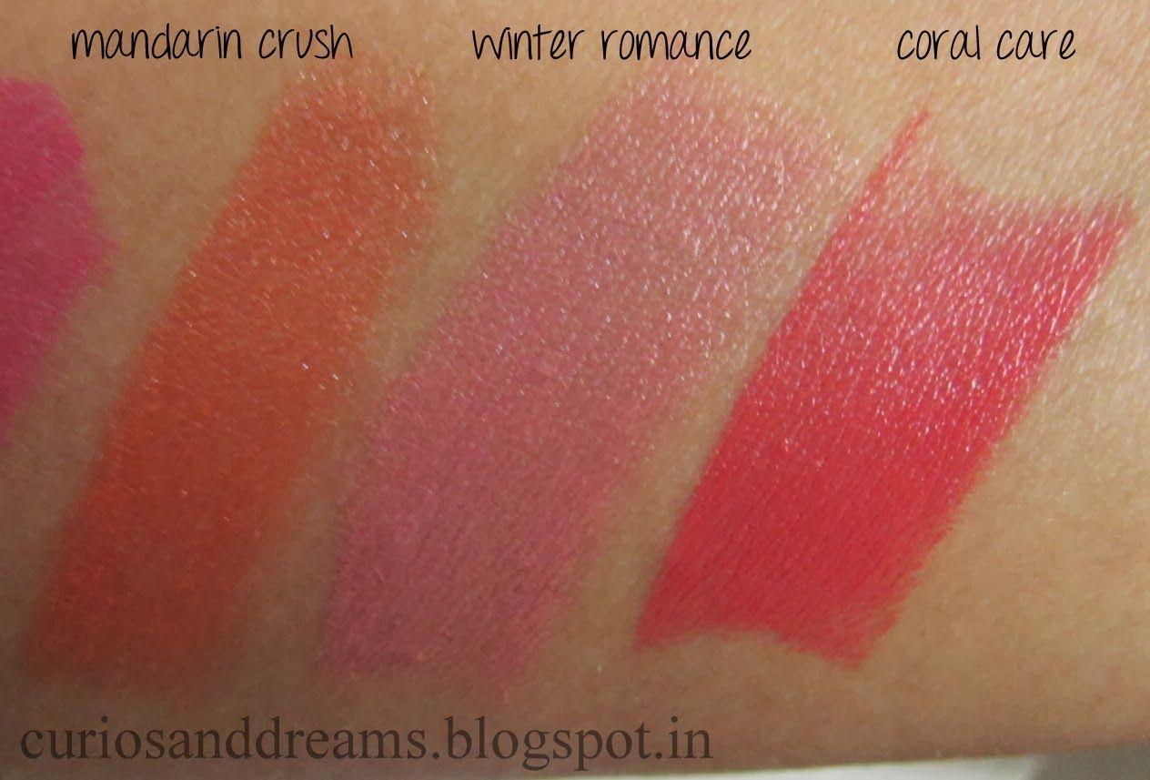 New Lakme Lip Love Lipstick Swatches Lipstick Swatches