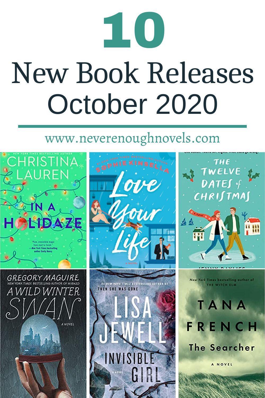2020 Christmas Romance Books New Books October 2020   Never Enough Novels in 2020 | Books