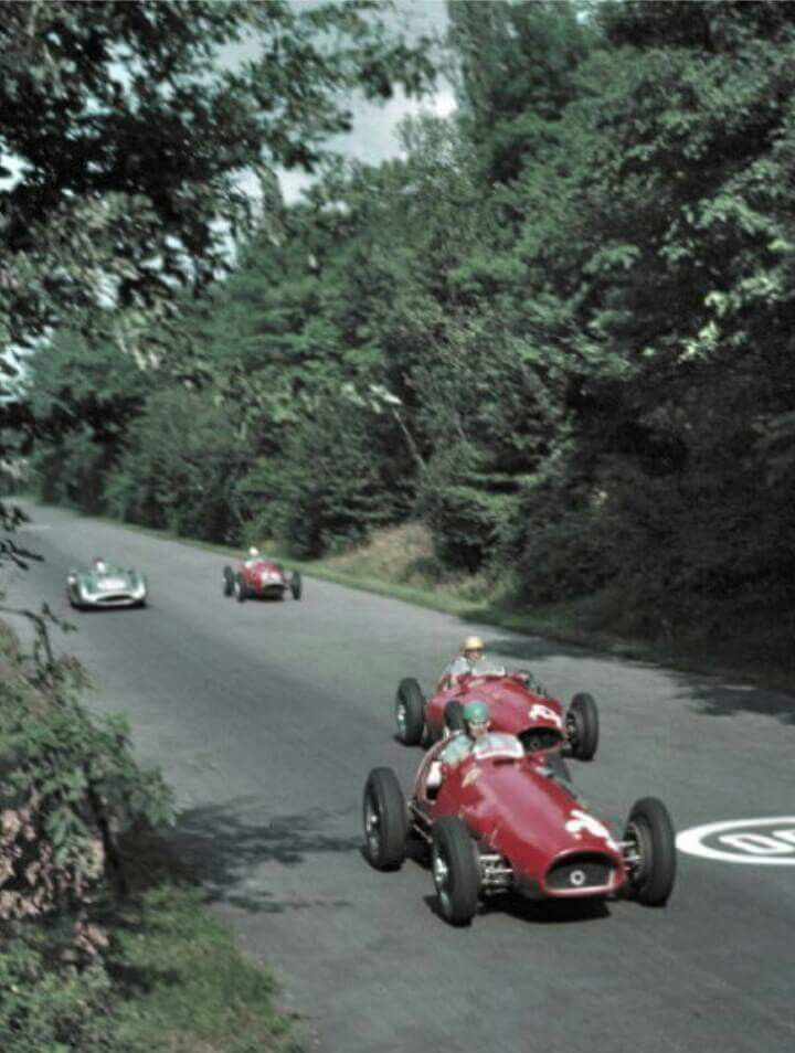 Monza  Monza Italian Grand Prix Race Cars Vintage Racing Vintage Cars