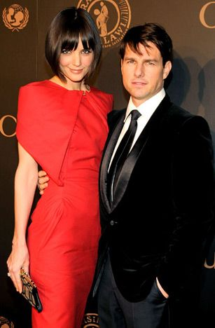 Tom cruise and katie holmes age difference