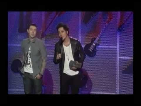 Synyster Gates And Zacky Vengeance Win Best Guitarists Golden