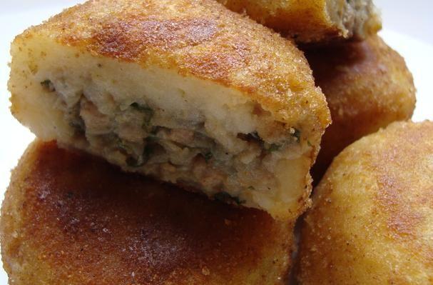 East Indian Potato Chops Recipe Food Recipes Main Course Recipes