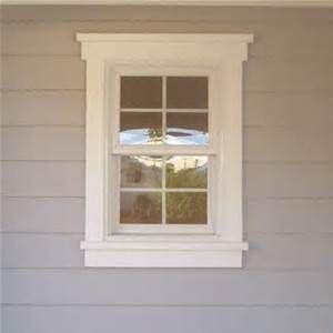 Stucco Window Trim Ideas Bing Images Window Trim Exterior Exterior Window Molding Craftsman Window Trim