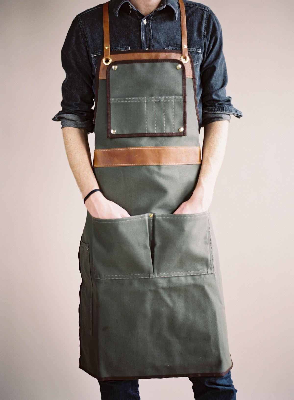Our Favorite Aprons | Kinfolk. | Stuff | Leather apron ...