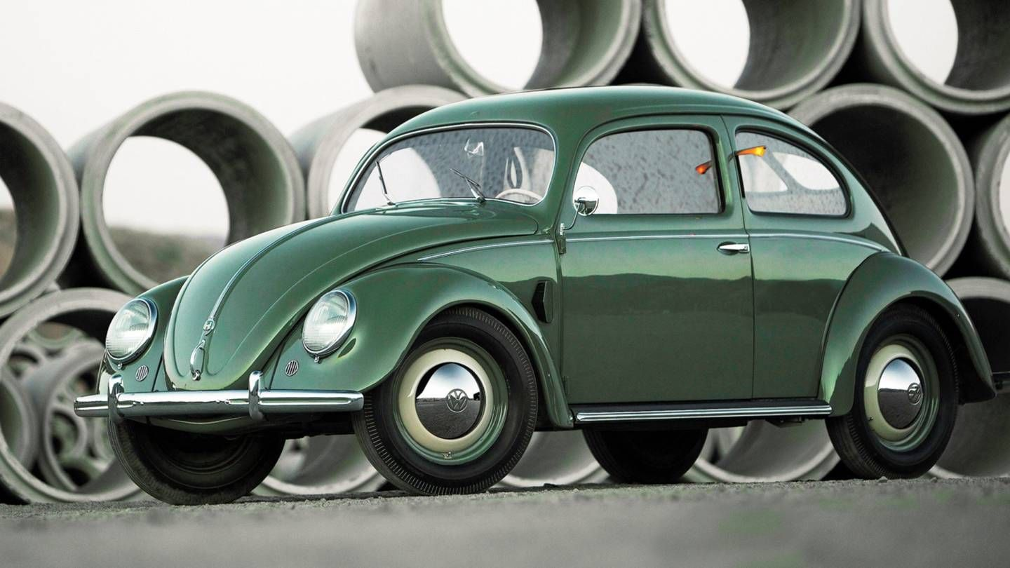 Now Is the Time to Buy an Affordable Classic Car, Hagerty Says - The ...