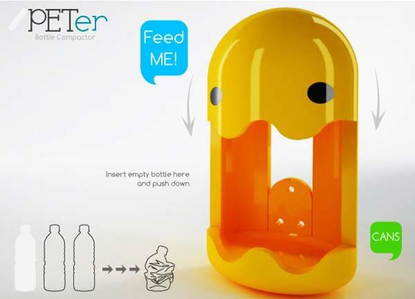 Cute Can Crushers Can Crushers Compactor Plastic Bottles