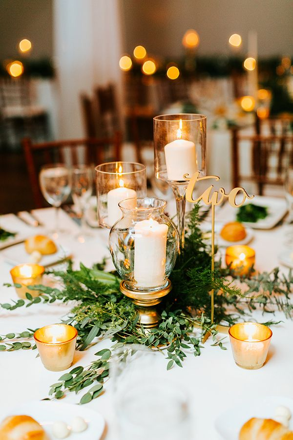 cozy up with this chic philly wedding wedding centerpieces candle wedding centerpieces. Black Bedroom Furniture Sets. Home Design Ideas