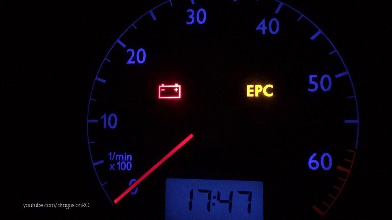 Epc Light Fix In Vw Polo 9n 2003 1 2 Azq Vw Polo Volkswagen Polo Light