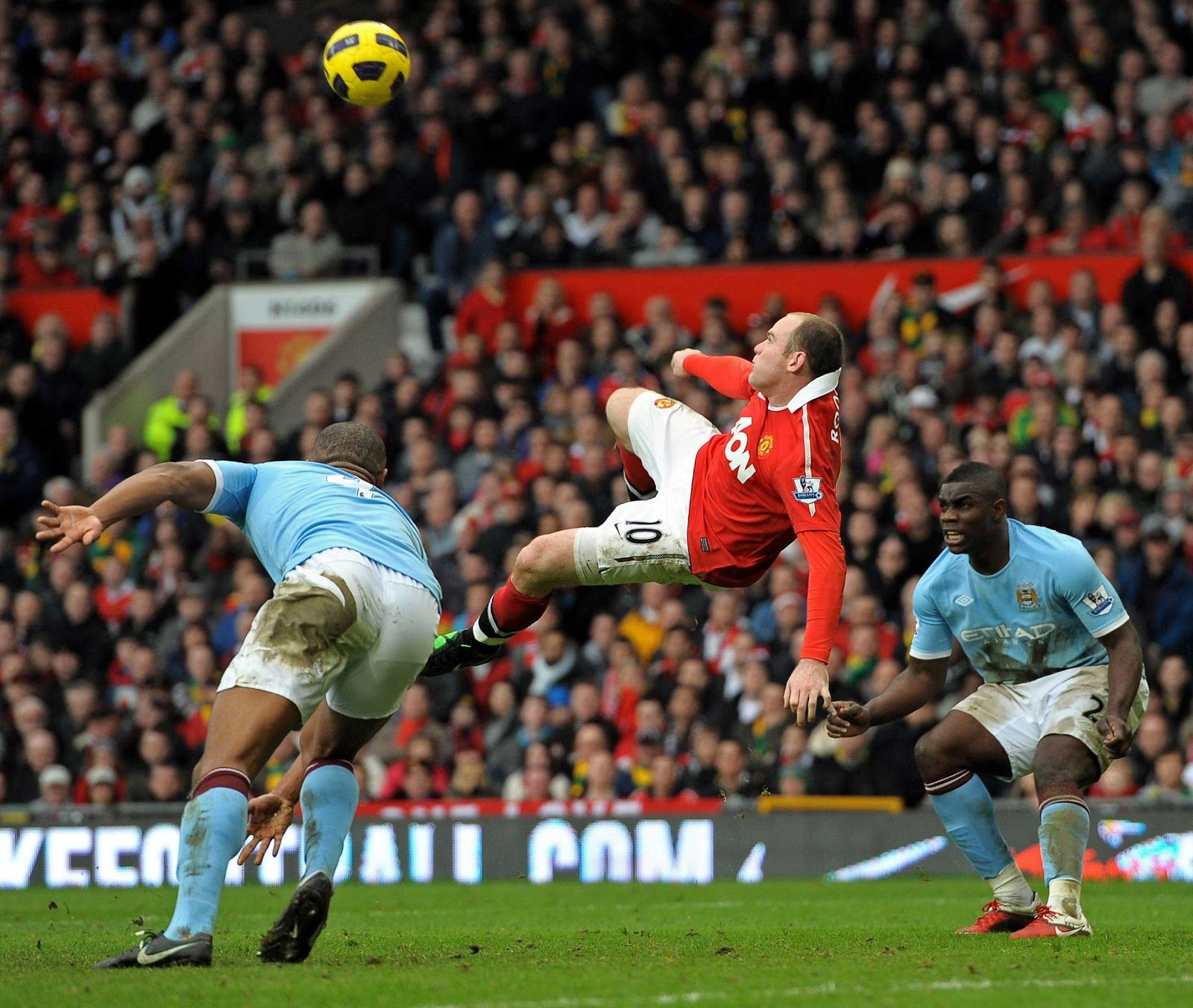 Wayne Rooney Bicycle Kick Bicycle Kick Wayne Rooney Manchester