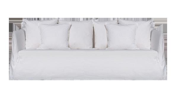 canap en lin blanc ghost conran shop canap pinterest ivoire assises et canap s. Black Bedroom Furniture Sets. Home Design Ideas