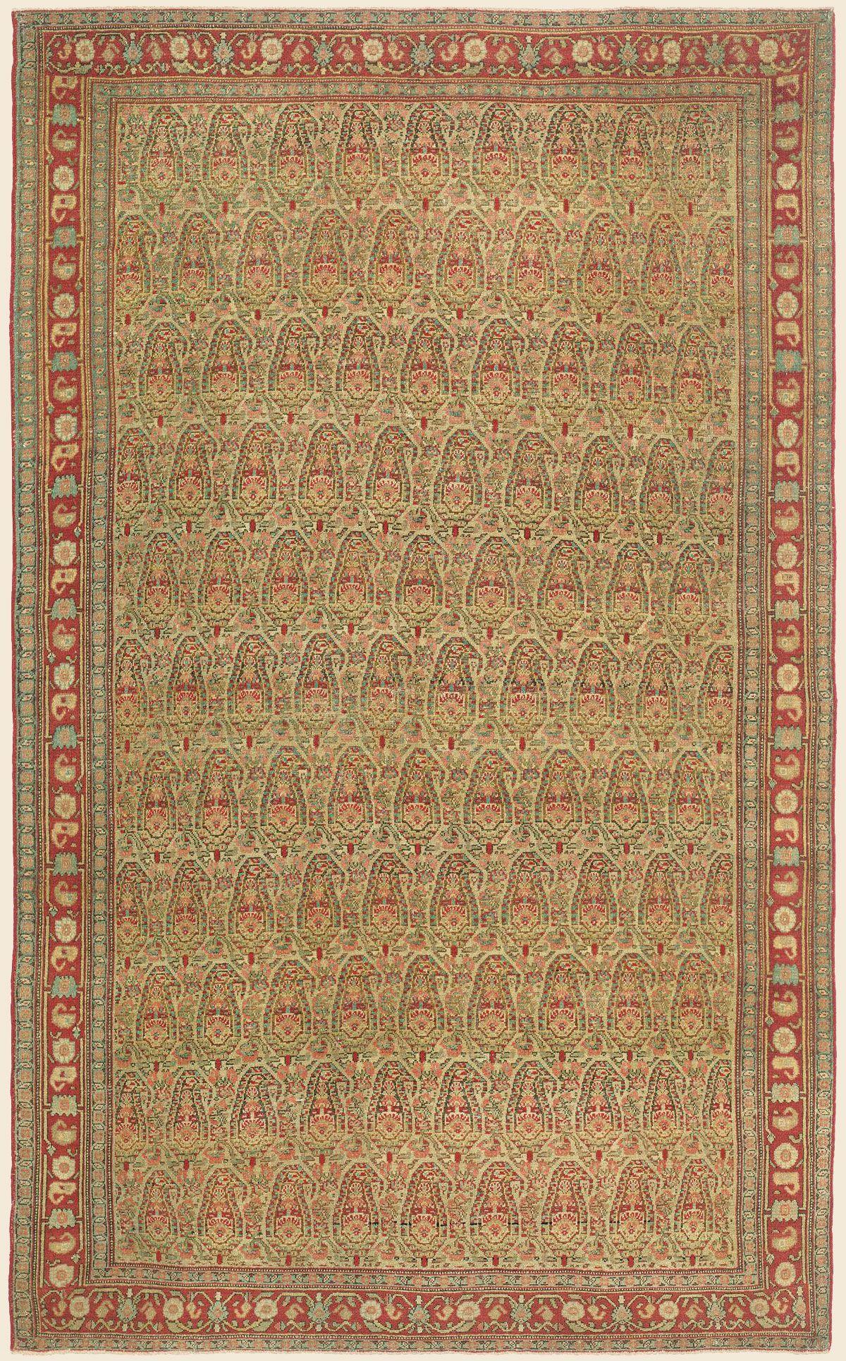 Fine Persian Carpet Gallery - Claremont Rug Company SENNEH.
