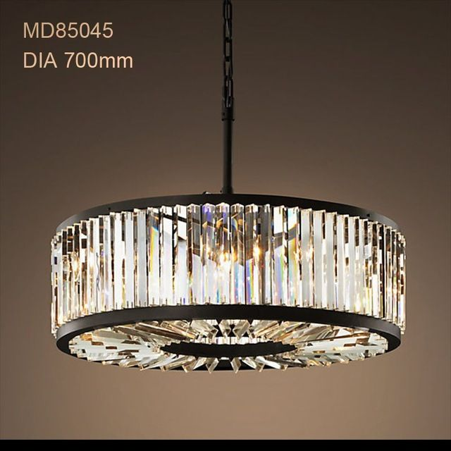 runde kristall kronleuchter kristall lampe beleuchtung hngen licht fr wohnzimmer hotel suspension lster de cristal - Kronleuchter Fur Wohnzimmer