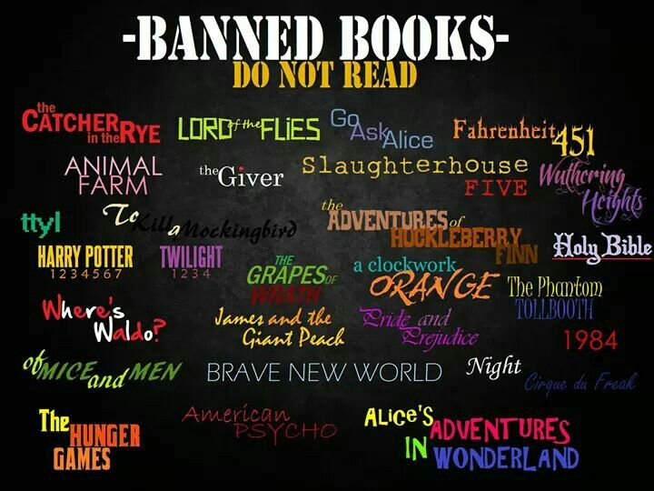 Pin On Banned Books