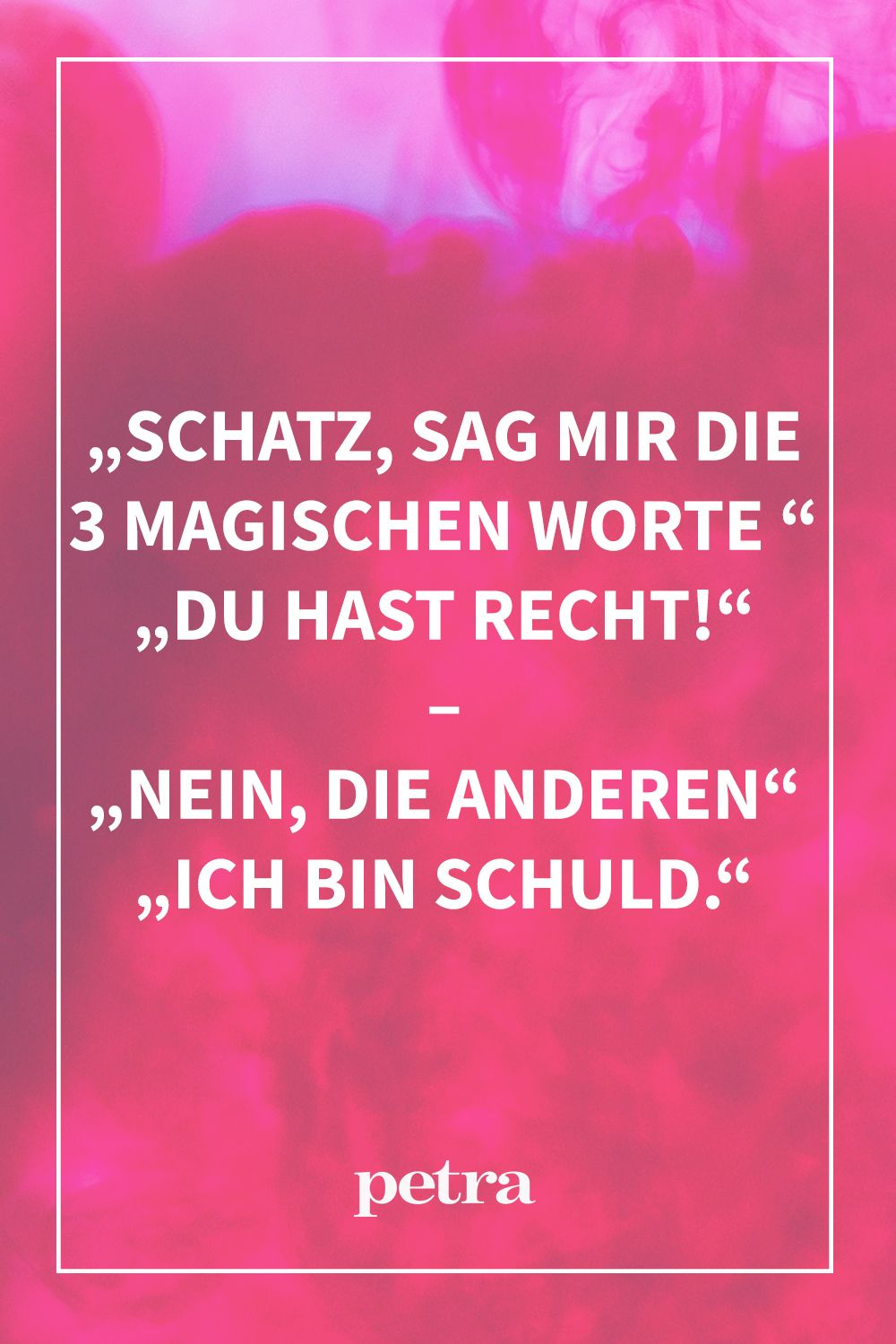 Photo of Spruch des Tages