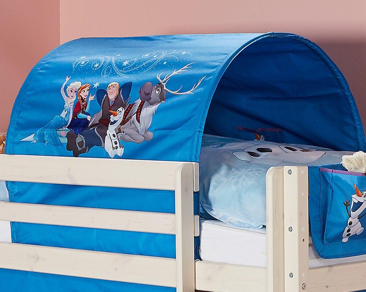 Tunnel Frozen Die Eiskonigin Blau In 2020 Kinder Zimmer Kinderzimmer Kinderbett Tunnel