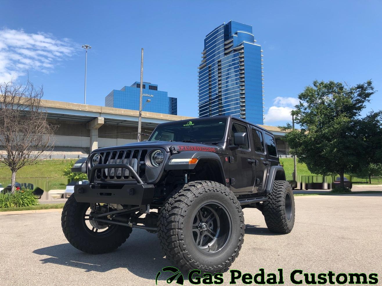 2018 Jeep Wrangler Rubicon With Prodigy Turbo Clayton Offroad