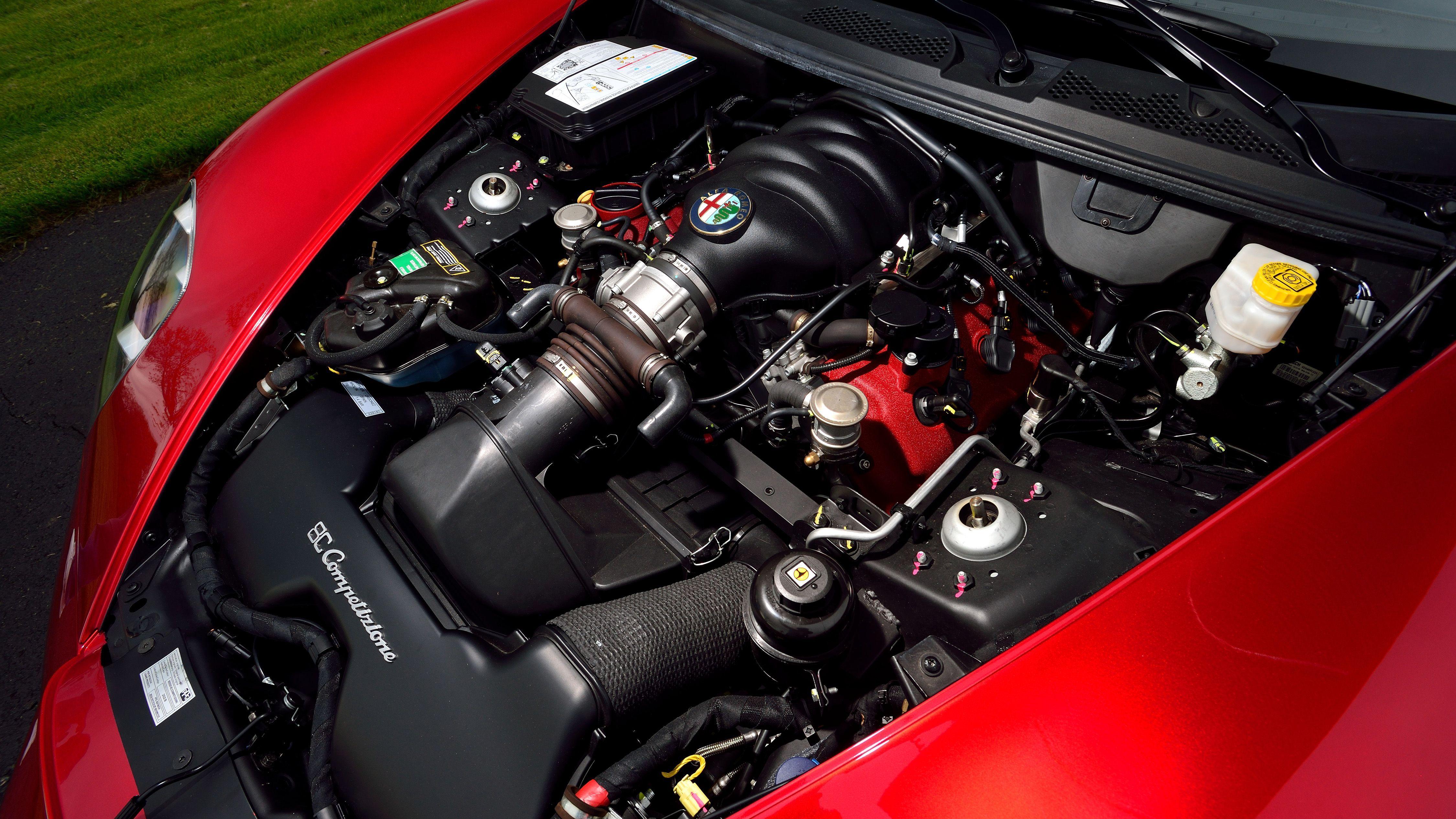 Alfa Romeo 8C petizione 2008